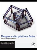 Mergers and Acquisitions Basics: All You Need to Know