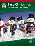 Easy Christmas Instrumental Solos, Horn in F, Level 1 [With CD (Audio)]