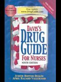Davis's Drug Guide for Nurses [With CDROM]