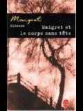 Maigret Et Le Corps Sans Tète