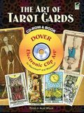 The Art of Tarot Cards CD-ROM and Book [With CDROM]