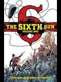 The Sixth Gun Vol. 1, 1: Deluxe Edition