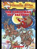 The Christmas Toy Factory (Geronimo Stilton #27), 27