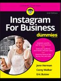 Instagram for Business for Dummies
