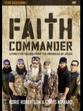 Faith Commander Video Study: Living Five Values from the Parables of Jesus