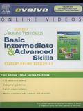 Mosby's Nursing Video Skills: Student Online Version (Access Code), 3e (Mosby's Nursing Video Skills Version 3.0)
