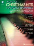 Piano Fun: Christmas Hits for Adult Beginners [With CD (Audio)]
