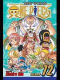 One Piece, Volume 72
