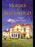 Murder at Beechwood (A Gilded Newport Mystery)