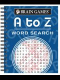 Brain Games - A to Z Word Search