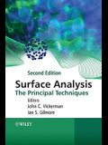 Surface Analysis: The Principal Techniques
