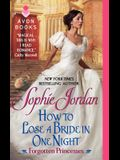 How to Lose a Bride in One Night: Forgotten Princesses