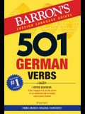 501 German Verbs [With Bonus Online Content]