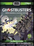 Ghostbusters Nerd Search: Eerie Errors and Suspect Ghosts