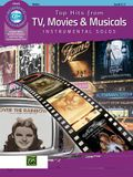 Top Hits from Tv, Movies & Musicals Instrumental Solos for Strings: Violin, Book & Online Audio/Software/PDF