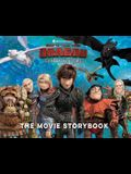 How to Train Your Dragon the Hidden World: The Movie Storybook