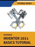 Autodesk Inventor 2021 Basics Tutorial