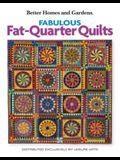 Fabulous Fat-Quarter Quilts (Leisure Arts #4287)