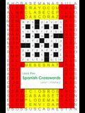 Spanish Crosswords: Level 1