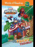 Marvel Super Hero Adventures: Tricky Trouble!