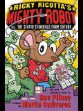 Ricky Ricotta's Mighty Robot vs. The Stupid Stinkbugs from Saturn