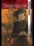 Steampunk Postcards