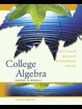 College Algebra: Graphs and Models Graphing Calculator Manual Package (3rd Edition)