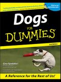Dogs for Dummies 2e