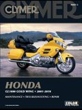 Honda 1800 Gold Wing 2001-2010 [With CDROM]