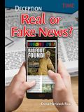 Deception: Real or Fake News?