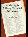 A French-English Military Technical Dictionary