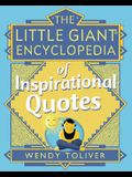 Little Giant Encyclopedia of Inspirational Quotes (Little Giant Encylopedias)