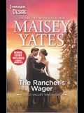 The Rancher's Wager & Take Me, Cowboy: An Enemies to Lovers Western Romance