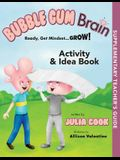 Bubble Gum Brain Activity and Idea Book