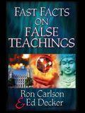 Fast Facts(r) on False Teachings