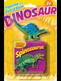 Spinosaurus Figurine and Board Book