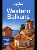 Lonely Planet Western Balkans