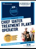 Chief Water Treatment Plant Operator, 2149