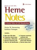 Heme Notes: A Pocket Atlas of Cell Morphology