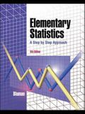 Elementary Statistics (Book ) [With CDROM]