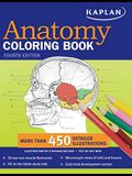Kaplan Anatomy Coloring Book [With 96 Tear-Out Muscle Flashcards]