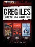 Greg Iles Compace Disc Collection 2: Mortal Fear, Spandau Phoenix, the Footprints of God
