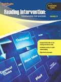 Reading Intervention: Foundations for Success: Reproducible Grade 8