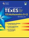 Texas Texes 135 Mathematics 8-12