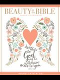 Beauty in the Bible: An Adult Coloring Book