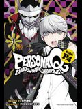 Persona Q: Shadow of the Labyrinth Side: P4 Volume 1