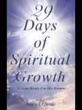 29 Days of Spiritual Growth: Living Ready For His Return