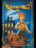 The Tick-Tock Man: Gadgets and Gears, Book 3