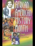 African American History Month Daily Devotions 2005
