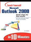 Sams Teach Yourself Outlook 2000 in 10 Minutes